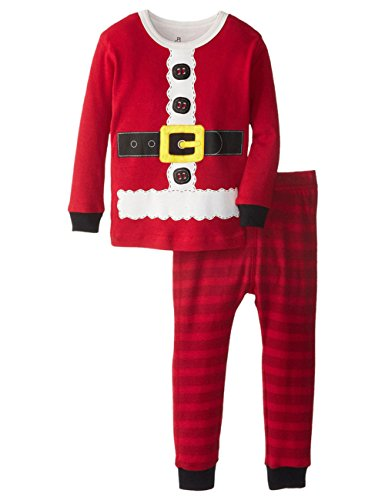 Little Hand Little Boys Girls Christmas Party Santa Claus Cosplay Suits
