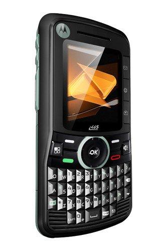 Motorola Clutch i465 for Boost Mobile - Graphite