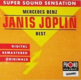 Janis Joplin - Best - Mercedes Benz - Zortam Music