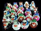 24 GID Halloween Rubber Ducks