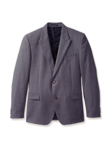 Versace Collection Men's Peak Lapel Sport Coat