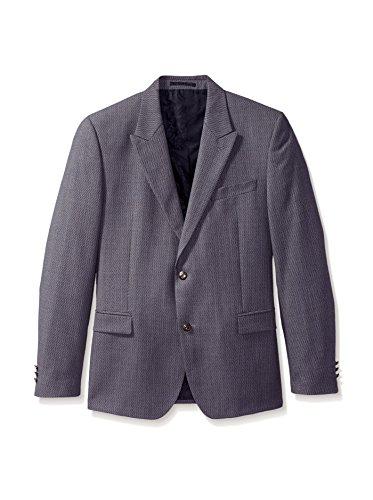 Versace Collection Men's Peak Lapel Sport Coat