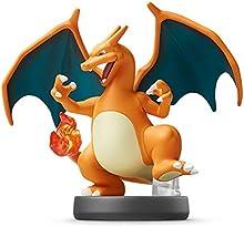Amiibo Dracaufeu / Charizard / Lizardon - Super Smash Bros. series Ver. [Wii U]Amiibo Dracaufeu / Charizard / Lizardon - Super Smash Bros. series Ver. [Wii U] (Importación Japonesa)
