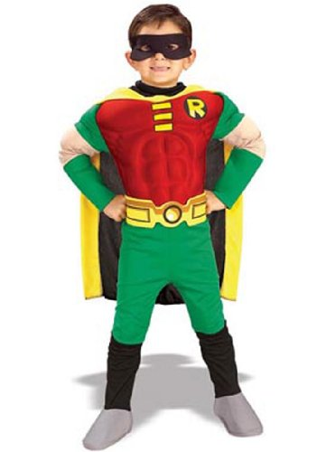 Child Deluxe Teen Titans Robin™ Costume