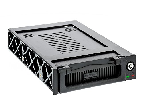 IDE 3.5 inch Hard Drive Mobile Rack for 5.25-Inch Bay with Fan (Hard Drive Removable compare prices)