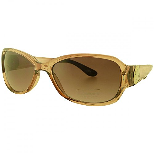 liz-claiborne-ladies-rose-gold-oval-sunglasses-with-gradient-bronze-lens