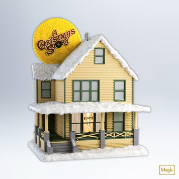 Hallmark The House on Cleveland Street Christmas Ornament Keepsake (Christmas Story House compare prices)