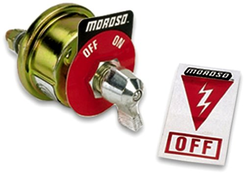 Moroso 74101 Heavy-Duty Battery Disconnect Switch (Rv Battery Shut Off Switch compare prices)