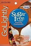 Go Lightly Sugar Free Chews Vanilla Caramels 2.75 oz bag Kosher