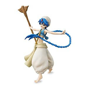 Megahouse Magi Labyrinth of Magic Magi G.E.M. PVC Figure