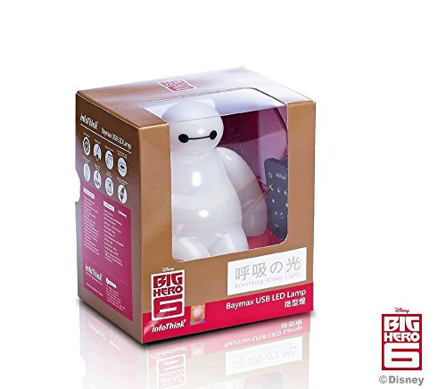 Big Hero 6 Baymax USB LED Nightlight Japan - 1