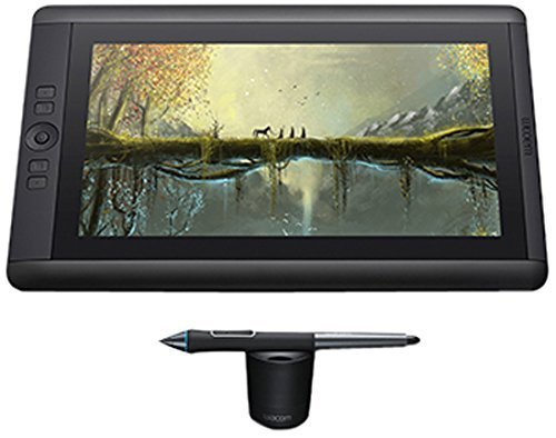 Wacom DTH1300K Tablet (13.3 inch), Black