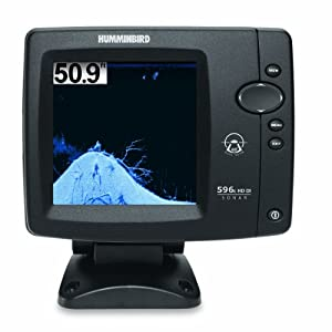 Humminbird 408110-1 Fishfinder 596c HD DI by Humminbird
