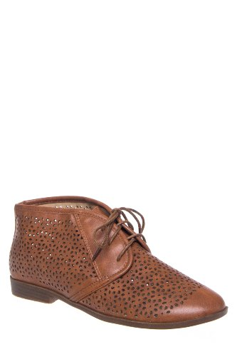 Baxter Lace Perforated Bootie