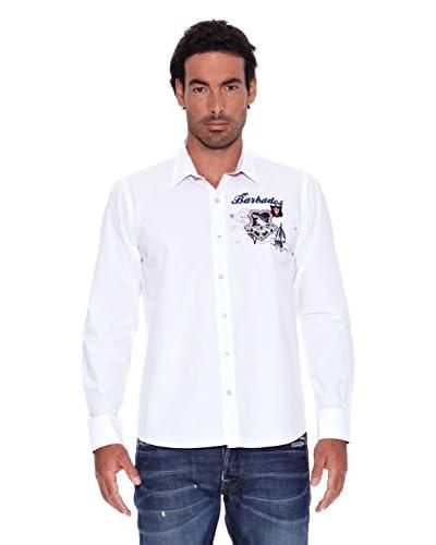 Signore dei Mari Camisa Hombre Mirko Blanco