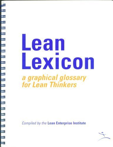 Lean Lexicon 4th Edition
