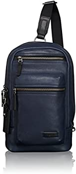 Tumi Mission Dolores Leather Backpack