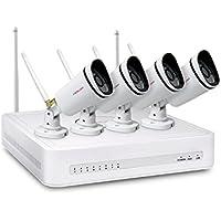Foscam 720P WiFi Wireless Security System