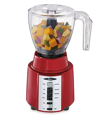 Oster Rapid Blend 300 Plus (BCCG08-RFP-NP9) Blender (With Food Processor Attachment)