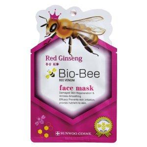 BioーBeeVenomマスクRedGinseng 10枚入り 蜂毒