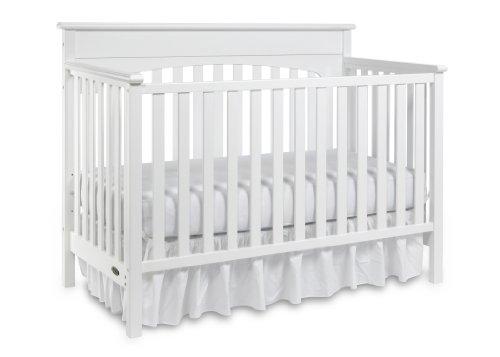 Graco Lauren Classic Crib, White