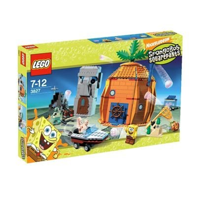 LEGO SpongeBob Squarepants: 3827:Adventures at Bikini Bottom