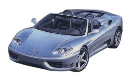 Tamiya 1/24 Ferrari 360 Spider