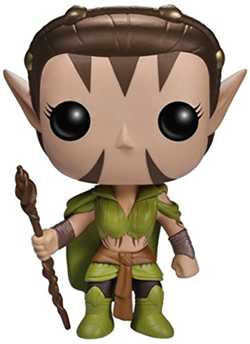 Funko Pop! Games: Magic The Gathering - Nissa Revane - 1