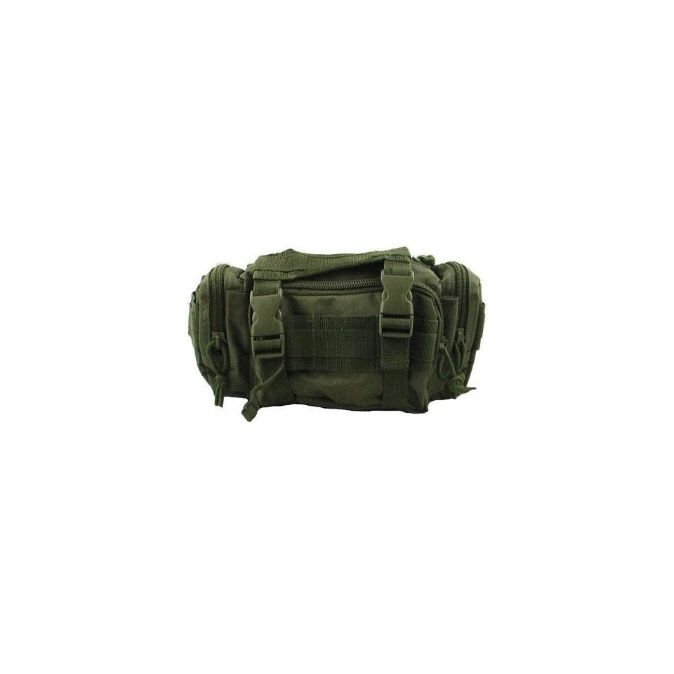 MOLLE Compatible MIlitary Style M3 Medic Bag, Combat Medical Kit