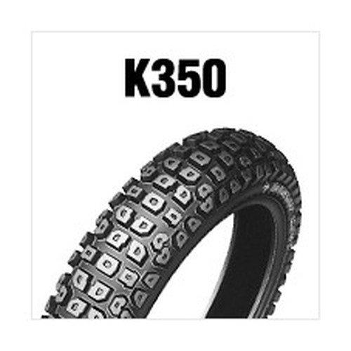 DUNLOP(ダンロップ) バイク用タイヤK350 (Rear) 3.00-17 4PR (45P) WT 126135