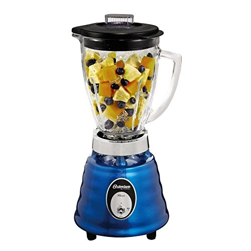 Oster Beehive 2-Speed Professional Blender with 6-Cup Glass Jar in Blue (Oster Beehive Blender Blue compare prices)