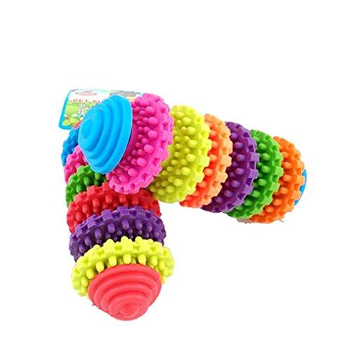 Gummi-Hund Welpen Dental Zahnen Gesunde Zähne Zahnfleisch kauen Spielzeug