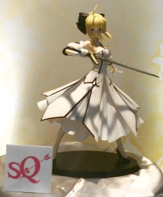 Fate/stay night SQフィギュア セイバー・リリィ