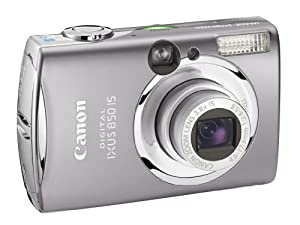 Canon Digital IXUS 850 IS Digitalkamera (7 Megapixel)