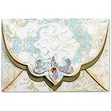 Sizzix Bigz BIGkick/Big Shot Die, Envelope with Ornate Flap
