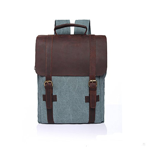 sechunk-unisex-canvas-leather-retro-backpack-knapsack-laptops-bags-blue