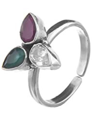 Jewels Cart Sterling Silver Toe Ring For Women - B018QT64IS