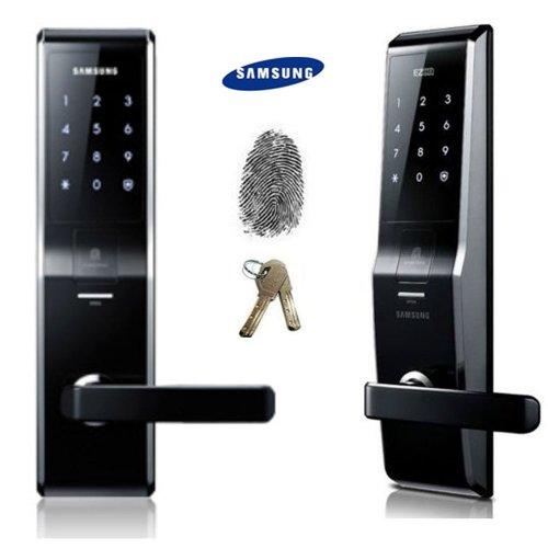 Fingerprint SAMSUNG SHS-5230 digital door lock keyless touchpad