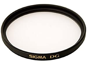 Sigma DG 52mm Multi-Coated UV Filter