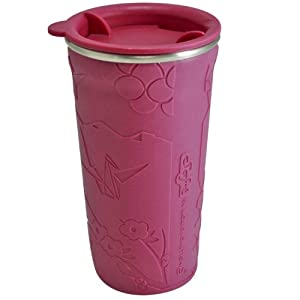 Liquid Solution-Sof-T Tumbler - Origami Crane (14 oz.)