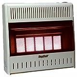 Kozy World KWN321 30,000-BTU Vent-Free Natural-Gas Infrared Wall Heater