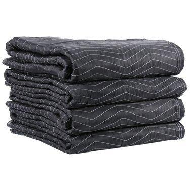 Gearslutz Sound Proofing W Moving Blankets