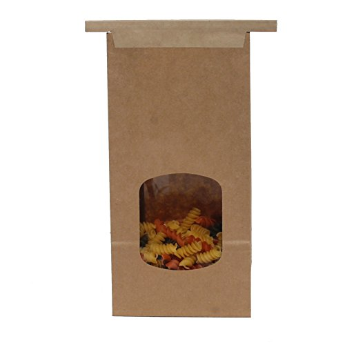 Previous · / Next  sc 1 st  Compostable Plates & AwePackage 1 Lb(16 oz) Compostable Kraft Paper Tin Tie Bag with ...