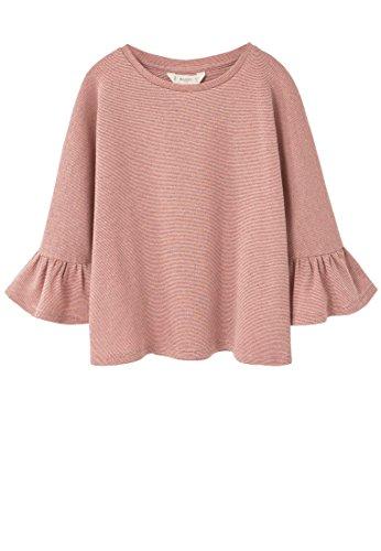 mango-kids-t-shirt-size5-6-jahre-colorpastellrosa