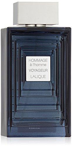 Lalique Hommage à l'Homme Voyageur Eau de Toilette Spray 100 ml