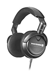 Beyerdynamic DTX 710 Stereo Headphones for Portable and Home usage (Black)