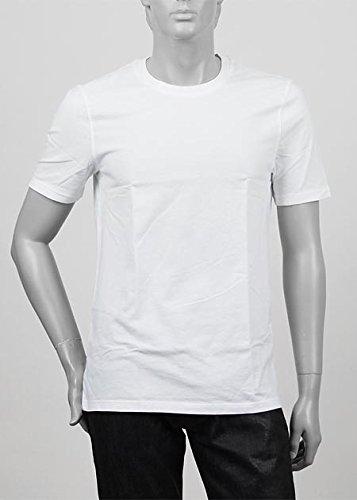 (スリードッツ) three dots クルーネックTシャツ WHITE bo1c 645 wht Lサイズ [並行輸入品]