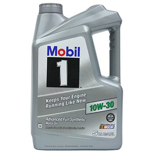 Mobil 1 120762 Synthetic Motor Oil 10W-30, 5 Quart (Mobil 1 Synthetic Oil 5 Quart compare prices)