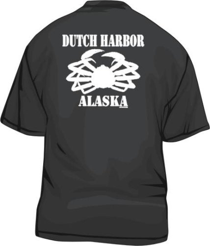 Deadliest Catch Dutch Harbor T-Shirt