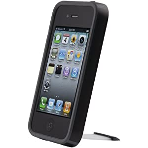 Speck CandyShell View Phone Case iPhone 4 - Batwing Black (SPK-A0255)